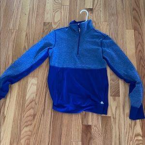 Adidas Climate Blue Jacket